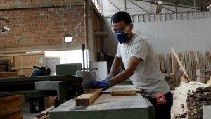 maquinaria carpintería ocasión
