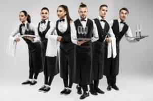 camareros extras
