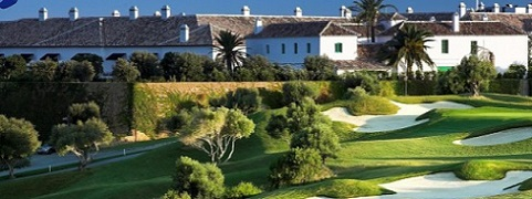 golf course in Spain