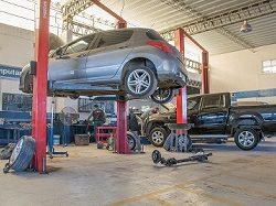 taller de Mercedes
